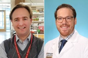 Brestoff, Theunissen recognized by NIH for innovative research