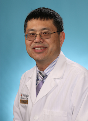 Zhongren (David) Zhou, MD | Department of Pathology & Immunology