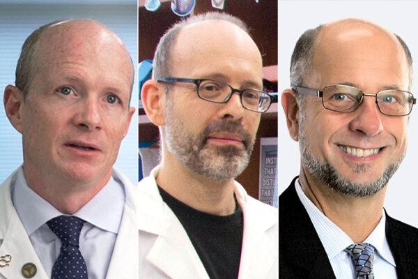 Bateman, Diamond, Hultgren named to National Academy of Inventors