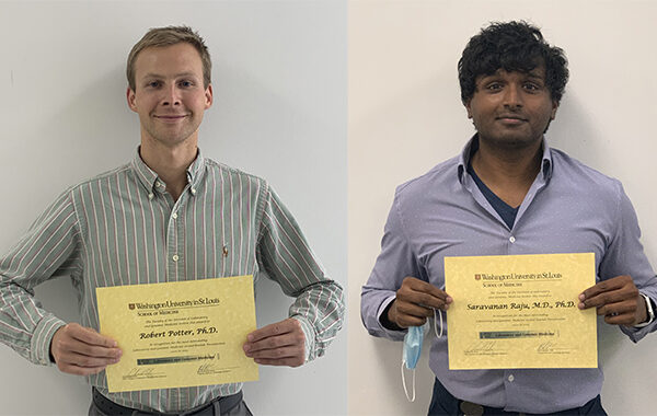 LGM Grand Rounds Trainee Talk Awardees